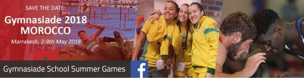 Gymnasiade Marrakech