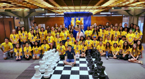 15th Susan Polgar Foundation Girls' Invitational