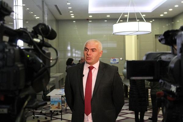 Mr Shalva Gogoladze, Georgian Deputy Minister of Culture and Sport