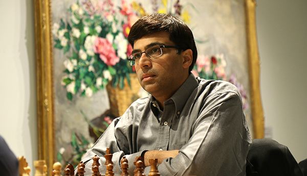 Viswanathan Anand wins Tal Memorial rapid