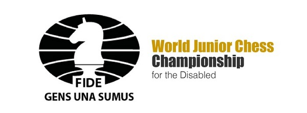 2nd World Junior Chess Championship for the Disabled