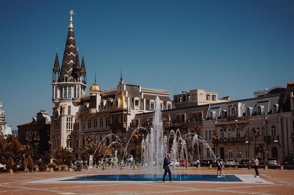 Batumi square