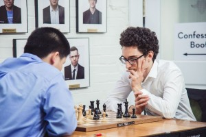 Caruana at U.S. Championip 2018