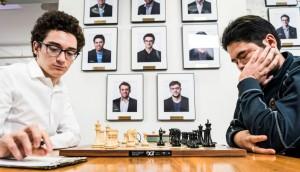 Caruana vs Nakamura