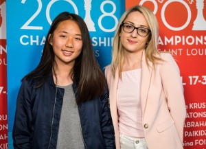 Wang-Paikidze is the final in U.S. Women Championship