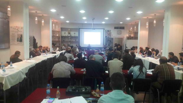 FIDE Arbiters' Seminar in Damascus