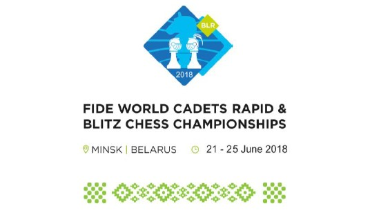 FIDE World Cadet Rapid & Blitz Chess Championships 2018