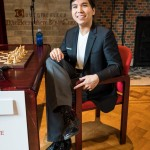 Wesley So leading in Leuven
