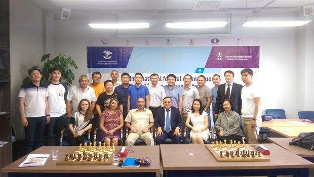 FIDE Arbiters' Seminar in Astana, Kazakhstan