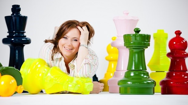 Judit Polgar designs educational program for China