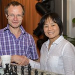 Tiviakov and Peng are Dutch champions