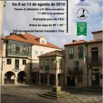 Cidade Pontevedra 2018 CARTEL DEFINITIVO