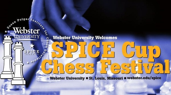 SPICE Cup Chess Open – Chessdom