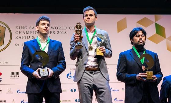 King Salman World Blitz Chess Championship - Open