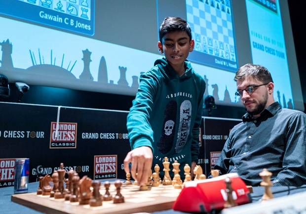 London Chess Classic Final g2