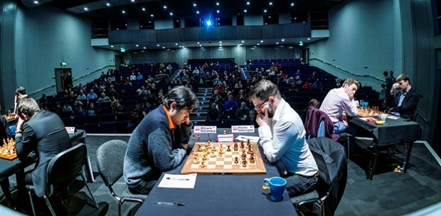 London Chess Classic Final