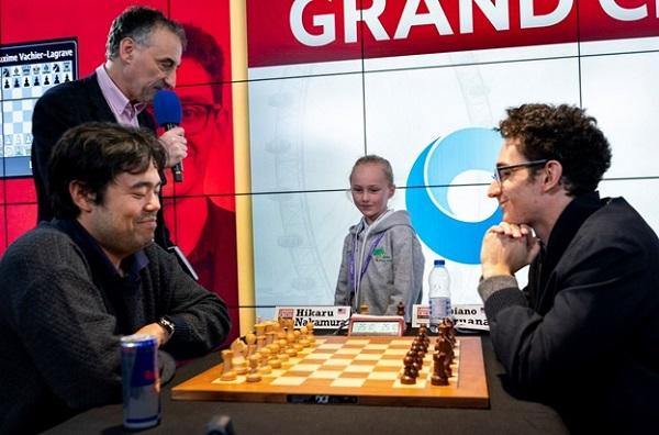 London Chess Classic semifinal