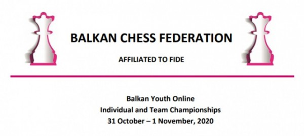 Balkan Youth Online Chess Championships