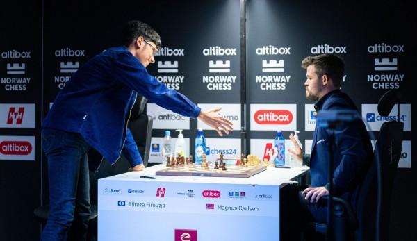 Firouzja-Carlsen 1