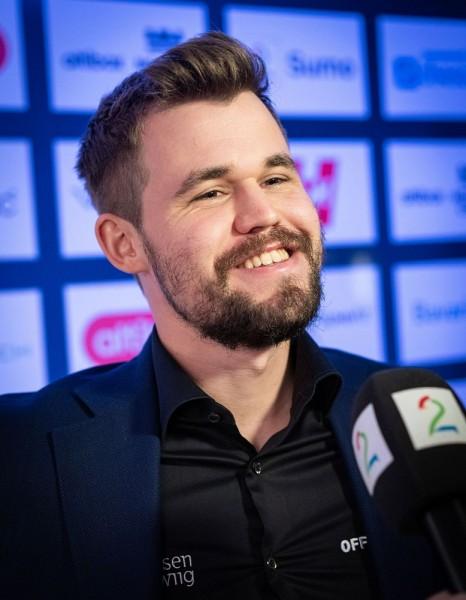 Magnus Carlsen 3