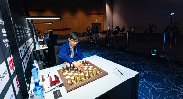 Norway Chess r8 Alireza