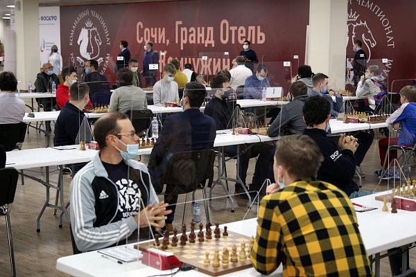 Russian Team Chess Championships