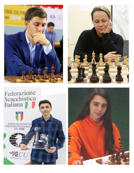 Italian Open, Women and Junior Championships