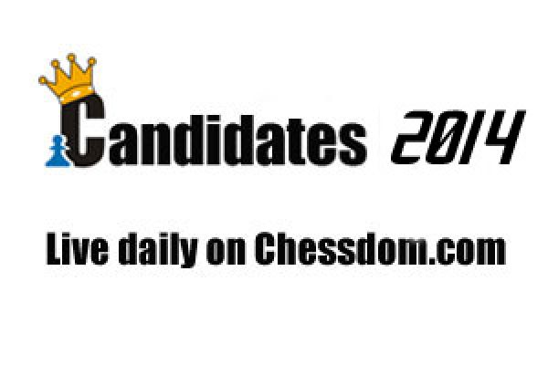 Candidates Tournament 2014 | Chessdom