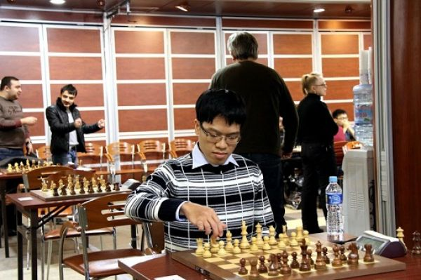 Asian continental chess championships