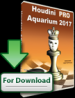 Houdini Aquarium PRO 2017 (New!)
