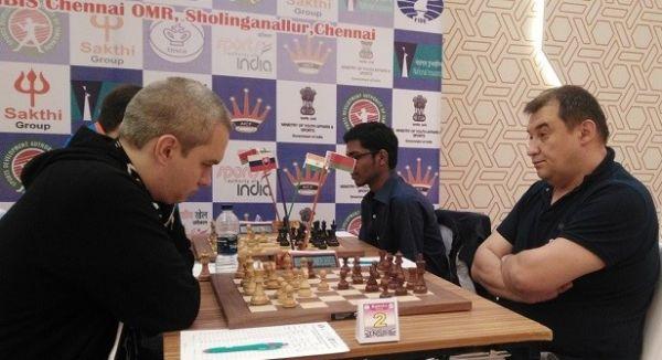 Chennai Open  Akash among leaders a0b9b139a7268